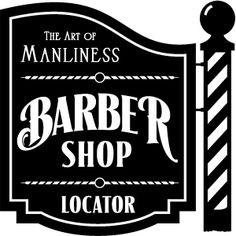 Barber Shops Near My Location : AoM Barbershop Locator app