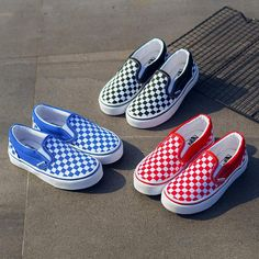 Chaotic Shape Elements Design Checkerboard Ladies Sneakers for Women Nursing Breathable Running Shoes