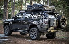 """337 Likes, 7 Comments - Wyvern Tactical (@wytac) on Instagram: """"Starting to see these #Toyota 4 Runners everywhere now. Tag  owner - - - #wytac #wyvernoutfitters…"""""""