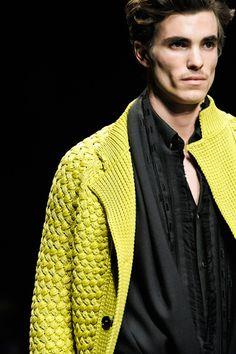 Roberto Cavalli Fall 2012 Menswear