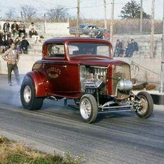 Vintage Drag Racing Gasser