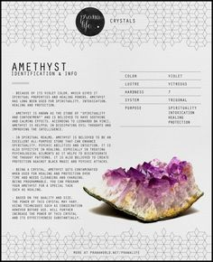 Amethyst Inspiration To Purify And Energize Your Life!
