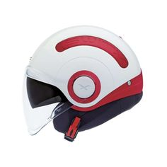 Bike Life is my life Motorcycle Helmets, Bike Life, Red And White, Jet, Model, Products, Motorcycle Helmet, Mockup