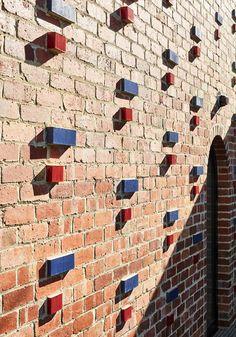 Brickface , Melbourne, 2017 - Austin Maynard Architects