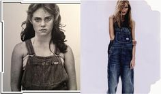 NOMAD CHIC MIRROR ~ ROLAND BARTHES MYTHOLOGIES MEETS RICHARD AVEDON'S IN THE AMERICAN WEST SHAPED BY MOGOLLON-NY FRAMES & ANON. OVERALL STYLE ... NOW THAT'S NOMAD ... http://www.nomad-chic.com/