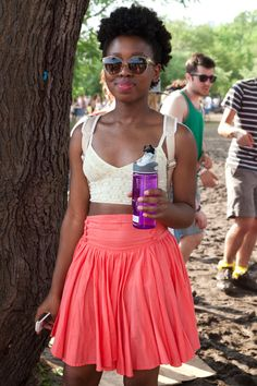 The Greatest Festival Fashion at This Year's Governors Ball