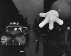 Weegee Photography, Macys Thanksgiving Parade, Happy Thanksgiving, Close Today, Film Studies, Gelatin Silver Print, Famous Photographers, Film Stills, Museum Of Modern Art