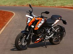 #motorcycles KTM 200 Duke