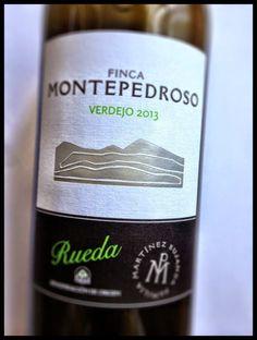El Alma del Vino.: Finca Montepedroso Verdejo 2013.