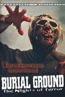 Burial Ground: The Nights of Terror (1981) Poster