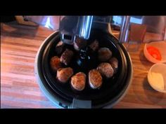 Tefal Actifry 2in1 Schweinefilet mit Kartoffelwürfel deutsch / german HD - YouTube