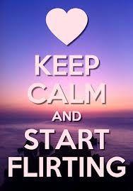 Start flirting