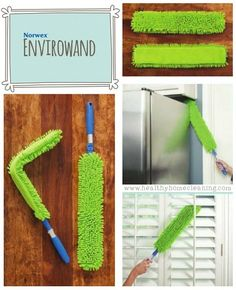 """""""A Dusting of Magic""""  - A Review Story of The Norwex Enviro Wand"""
