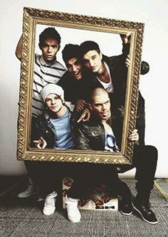 The Wanted Pretty sure I Just found my new boy band crush <3 <3 <3 HOT!