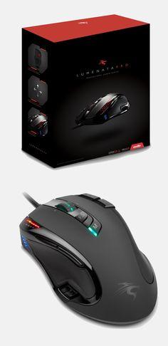 758f780581f Gaming Mouse 8200 Dpi Pc Sentey Lumenata Pro 12000fps/ Mmo/rts/fps /