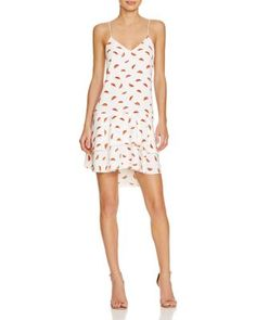 Cooper & Ella Watermelon Print Tank Dress | Bloomingdale's