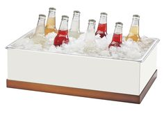 Luxe Ice Housing Item:3005-12 and 3005-10. Take your presentation to the next level with the Luxe Ice Housing! It is simple enough not to be overbearing to your display, while remaining a functional piece of a display that can accentuate the best you have to offer! http://www.calmil.com/index.php?page=shop.product_details&flypage=flypage.tpl&category_id=9&product_id=1712&option=com_virtuemart&Itemid=15