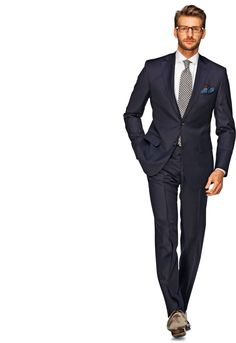 Suit Navy Pinstripe Napoli P1105-JD | Suitsupply Online Store