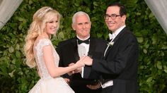 Republikkkans theft of Taxpayers funds... Treasury Secretary requested Government jet for European honeymoon.