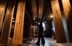 Talisker Distillery Visitor Centre: Flavour profile interpretation