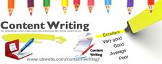 FULLY MANAGED CONTENT WRITING SERVICE Tired of searching for good writers and negotiating price? We match your project with writers who best suit your needs.