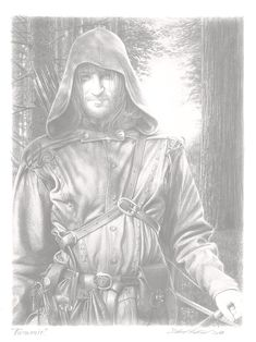 Faramir by Ivan Carvini Minas Tirith, Hobbit Art, Hobbit Hole, Jrr Tolkien, Gandalf, The Hobbit Characters, Middle Earth Books, Lord Of The Rings, Elves