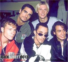 BSB Young Look at Howie.. OMG God I remember this!