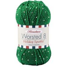 Worsted 8 Holiday Sparkle
