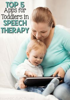 When used correctly, technology can be a fantastic learning tool for young children. These iPad apps are the perfect combination of fun and education for toddlers and early preschoolers in speech therapy and even those that may just need a little extra help with their language development!