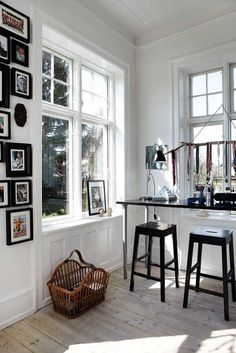 my scandinavian home: A Danish home in earthy hues