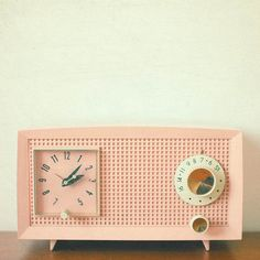 <3 I had one of these! Mom let me use hers in my room as a teen. :-)
