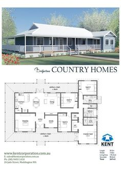 Bridgetown | KENT Corporation | Leaders in Transportable Homes, Country Homes, Granny Flats, Park Homes, Cabins and Tourism Accommodation