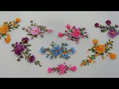Basic Embroidery Stitches, Hand Embroidery Tutorial, Embroidery Patterns Free, Embroidery For Beginners, Crewel Embroidery, Hand Embroidery Designs, Beaded Embroidery, Crazy Quilt Blocks, Brazilian Embroidery