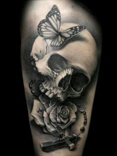 I'm in love with this piece, via Inked Magazine
