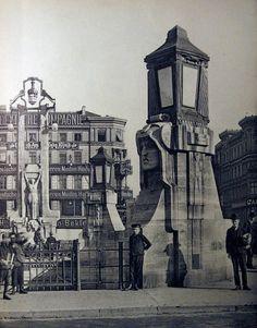 Berlin in alten Bildern - Page 40 - Berlin - Architectura Pro Homine
