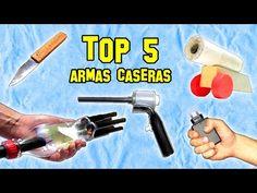 ✔ Cómo Hacer Un Bolígrafo Pistola Pen Gun | How To Ballpoint Pen Gun - YouTube