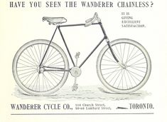 Image taken from page 19 of 'Wheel Outings in Canada and C. W. A. Guide. Published under the auspices of the Touring Section of the Canadian Wheelmen's Association. Edited by P. E. Doolittle' | da The British Library