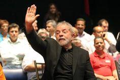 PF decide intimar Lula a depor na Operação Zelotes. (foto: EPA)