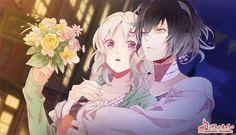 Azuma & Yui | DIABOLIK LOVERS LUNATIC PARADE #otomegame