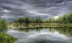 Ponte Buriano - l'oasi dei riflessi perduti