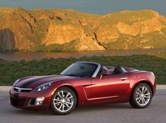 Interior of Saturn Sky Maybe in my future