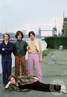 prlly the best photo of THE BEATLES that has ever existed , 1968