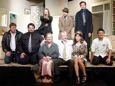 "Wanganui Repertory Community Theatre ""Funny Money"" :)."