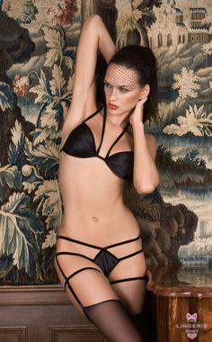 Maison Close lingerie: Villa Caprice collection Spring 2010