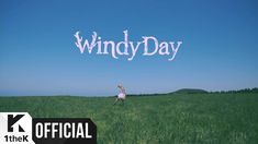 오마이걸 (Oh My Girl) - Windy Day [K-Pop, 2016]