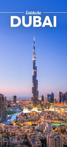 18 Gründe, warum es sich lohnt nach Dubai zu reisen! – Dubai Sehenswürdigkeiten, Reisetipps & Highlights