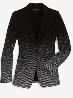 Rag & Bone Exclusive 42nd St Ombre Blazer at ShopStyle