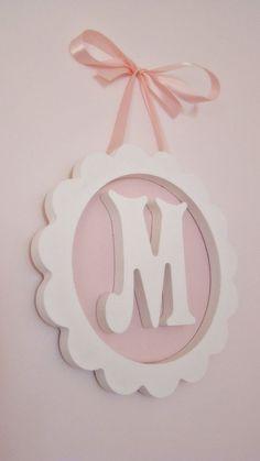 Opções de Artesanatos em MDF para Bebê