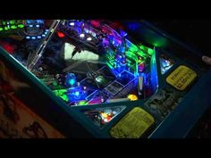 Avenger's LE Pinball with George Gomez of Stern Pinball Stern Pinball, Avengers, Journal, Rock, Stars, Skirt, The Avengers, Locks, The Rock