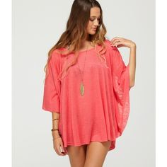 Roxy On the Horizon Dress ($48) ❤ liked on Polyvore